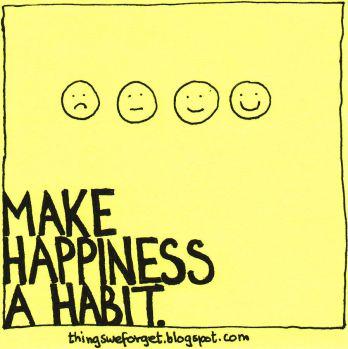 Happiness-is-Habit