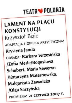 źródło: Teatr Polonia