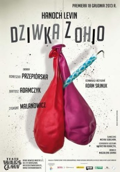 dziwka-plakat